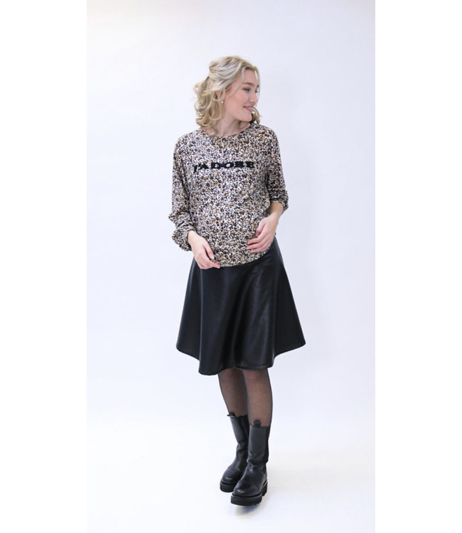 Sweater nursing j'adore leo