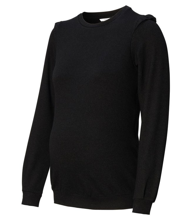 Sweater nursing geneva zwart