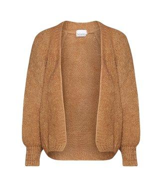 Noella Fora knit cardigan camel