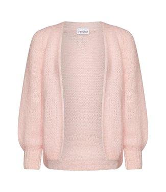 Noella Fora knit cardigan rose