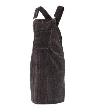 Mamalicious Mldixie corduroy salopette dresss rib