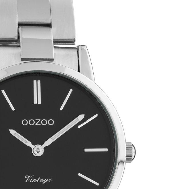OOZOO Vintage - C20111 - Damen - Edelstahl-Armband - Silber