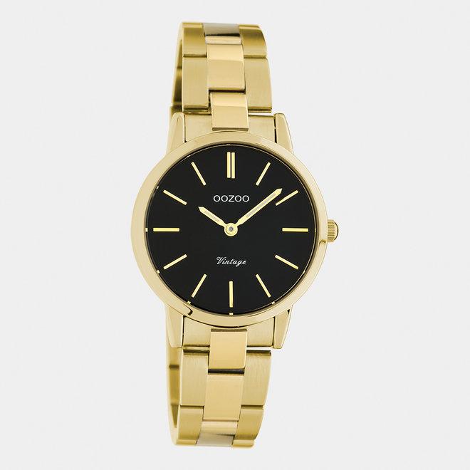 OOZOO Vintage - C20114  - Damen -  Edelstahl-Armband - Gold