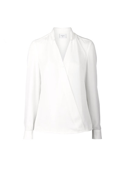 Mendo Blouse - Milk White
