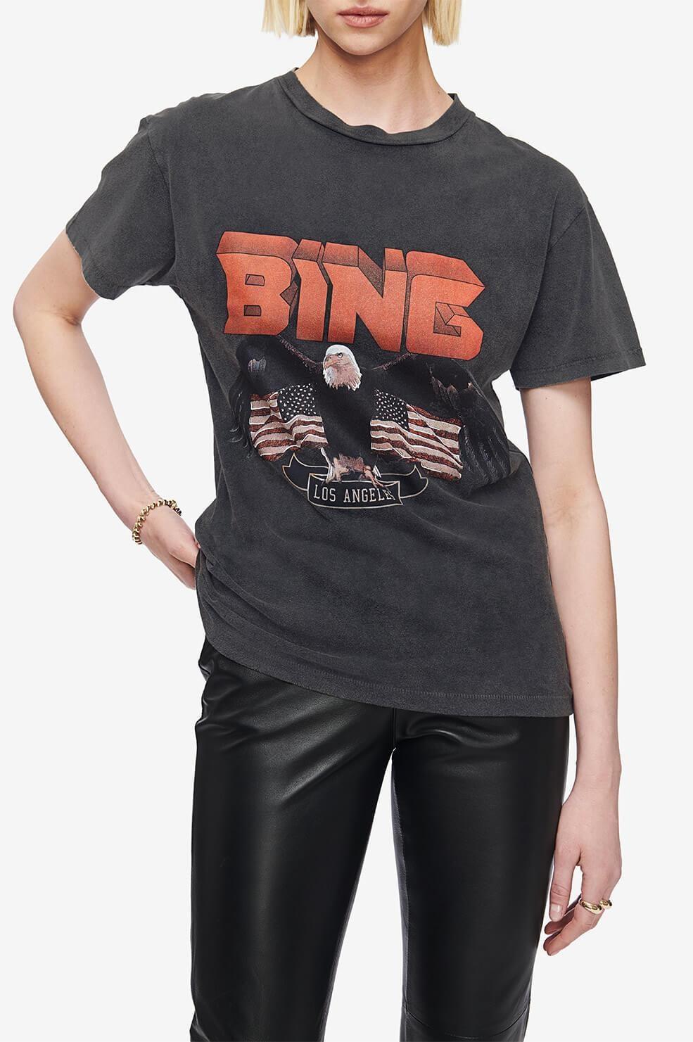 Vintage Bing Tee - Black-3