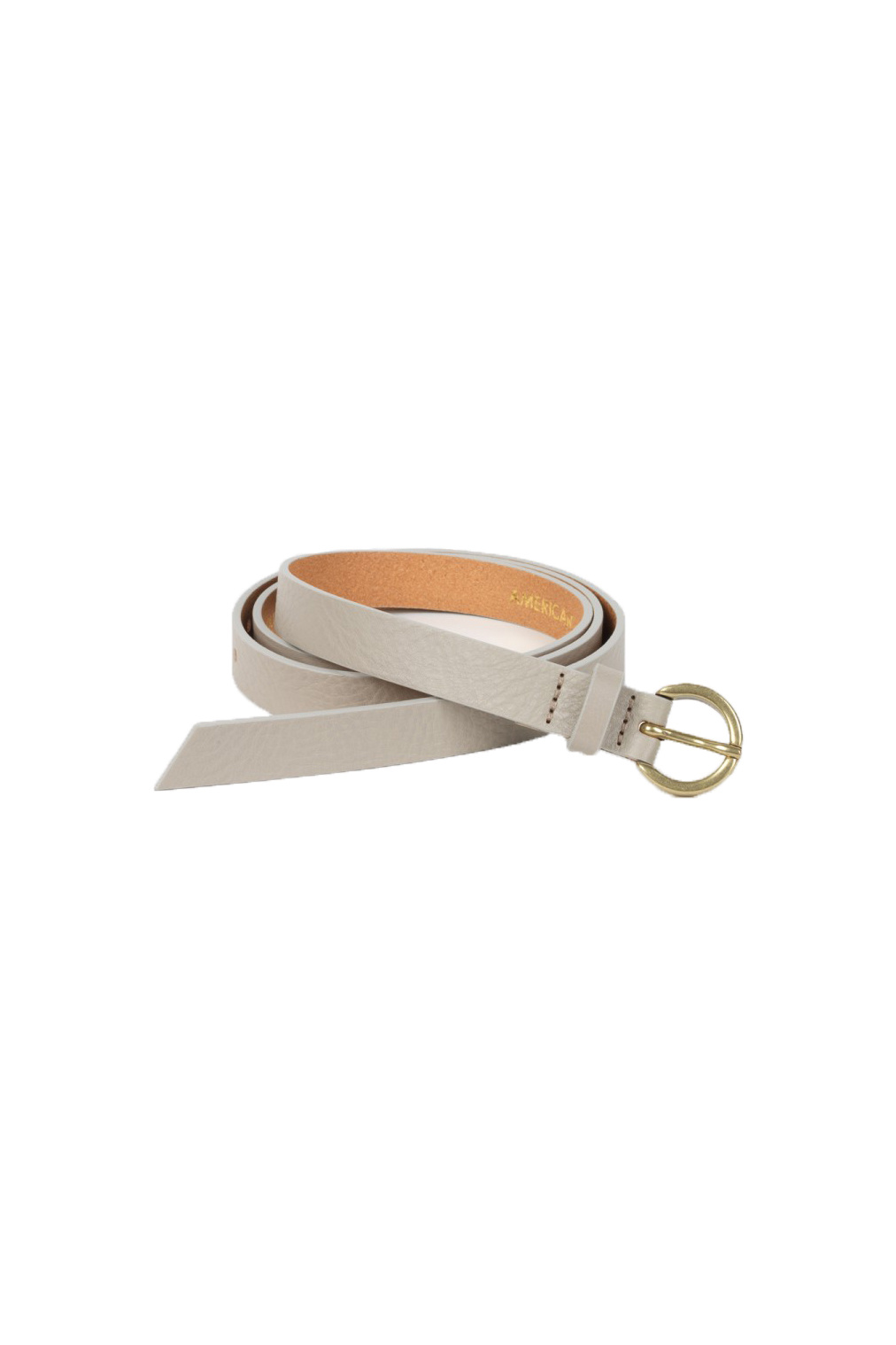 Lomabay Belt - Mouse Grey-1