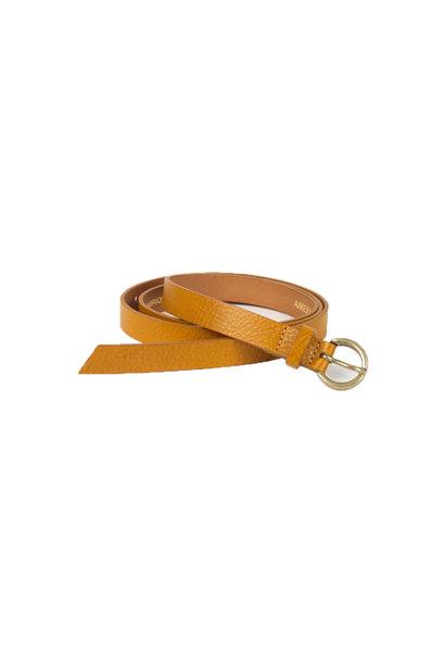 Lomabay Belt - Marmelade Yellow