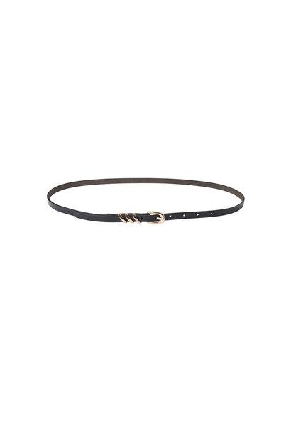 Paris Belt - Black