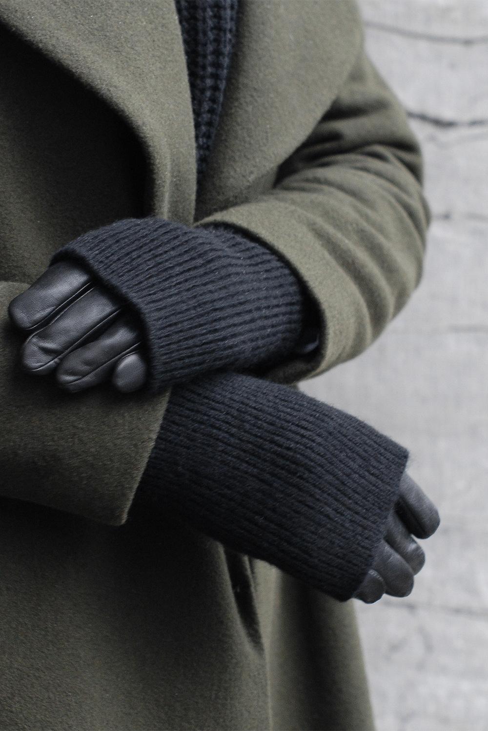 Helly Glove - Black-5