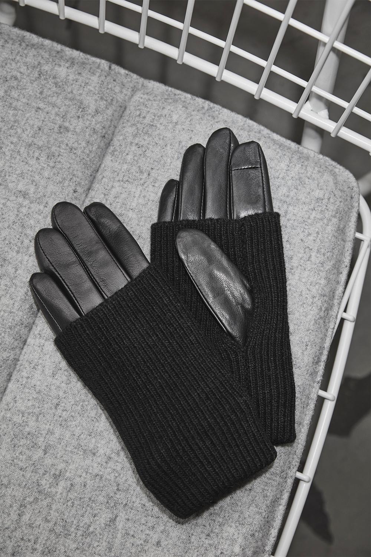 Helly Glove - Black-7
