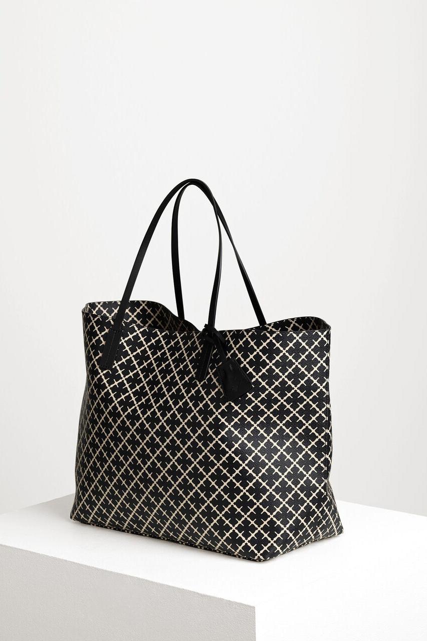 Abi Tote Bag - Black-3