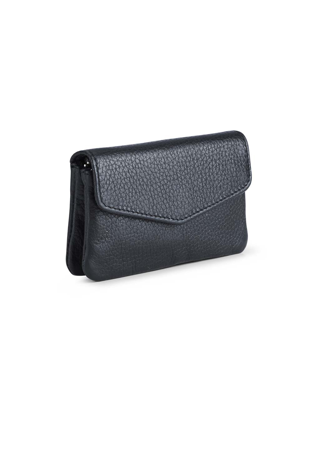 Faith Coin Purse Grain - Black-2