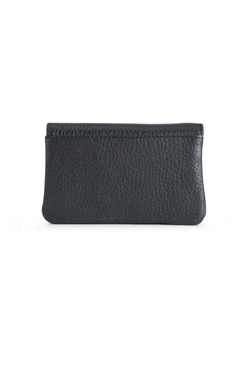 Faith Coin Purse Grain - Black-4