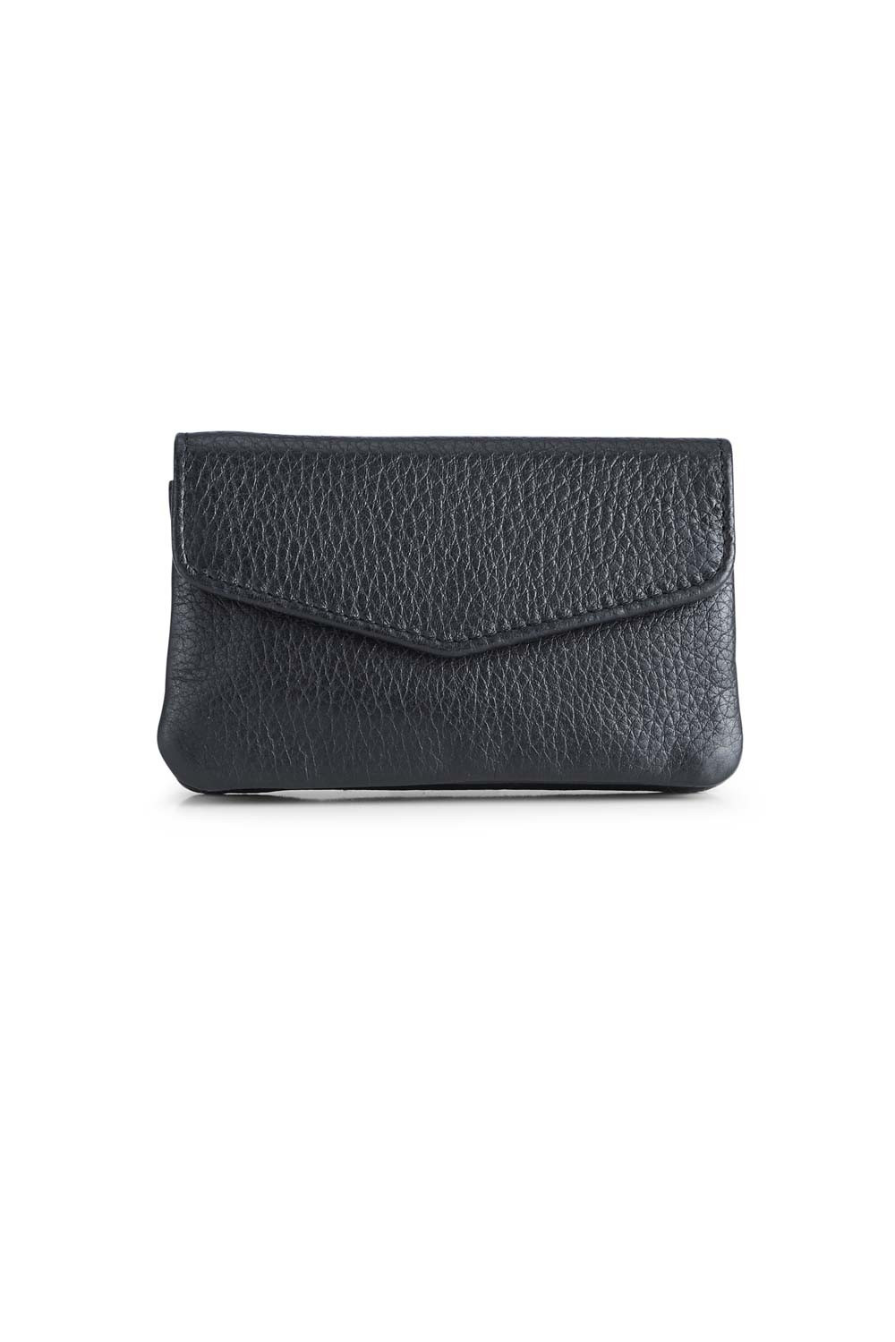 Faith Coin Purse Grain - Black-1