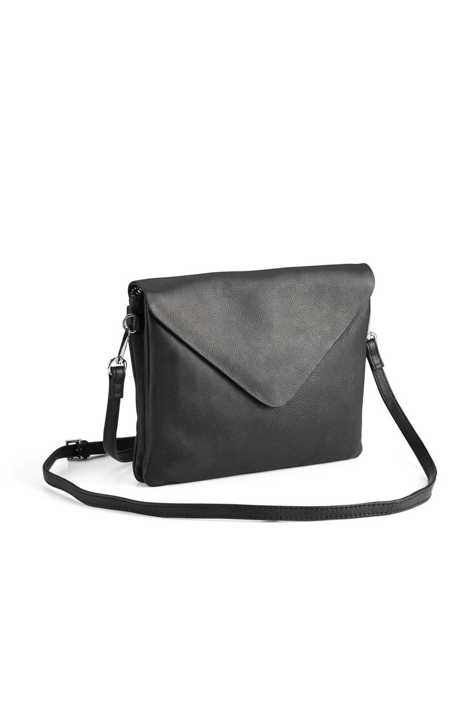 Ivy Crossbody Bag - Black-3