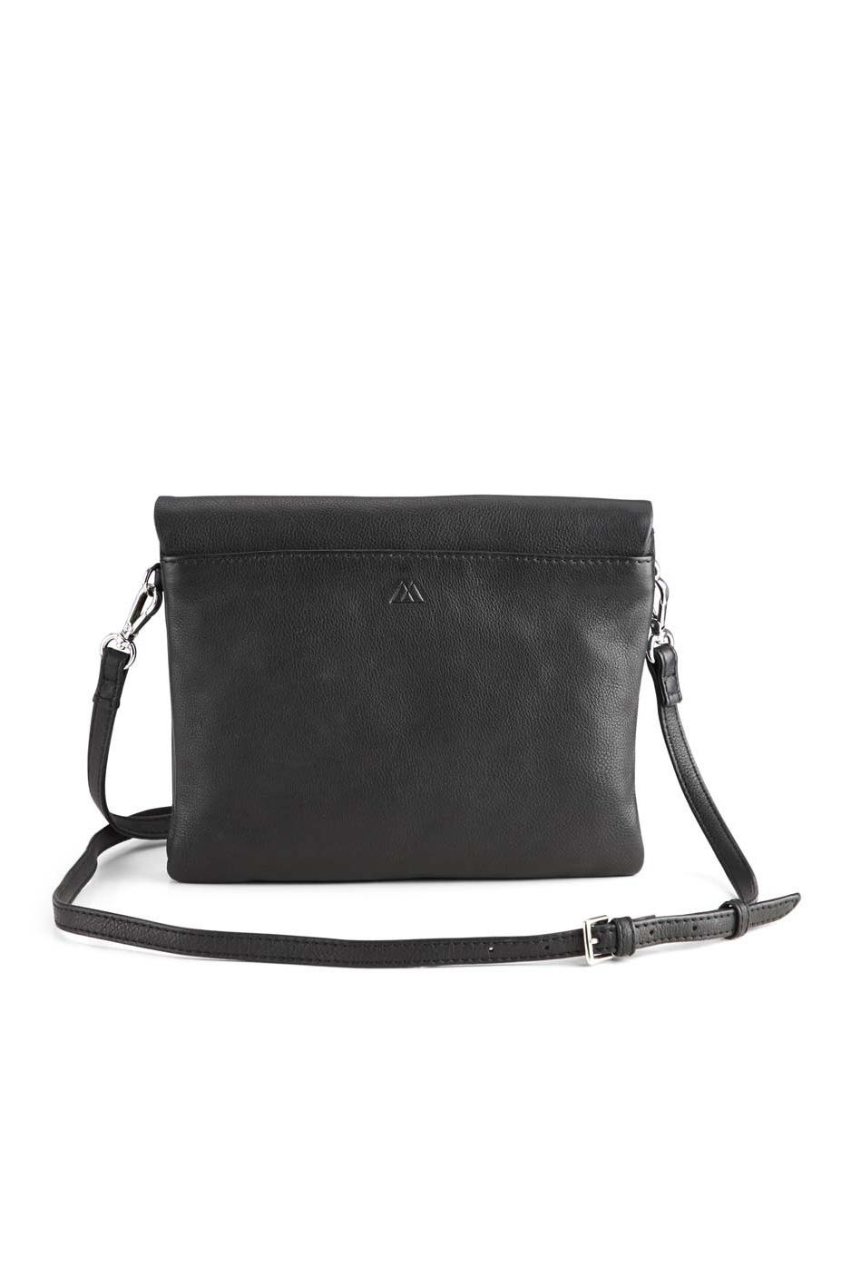 Ivy Crossbody Bag - Black-5
