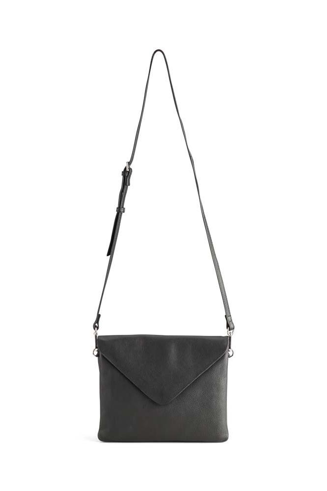 Ivy Crossbody Bag - Black-6