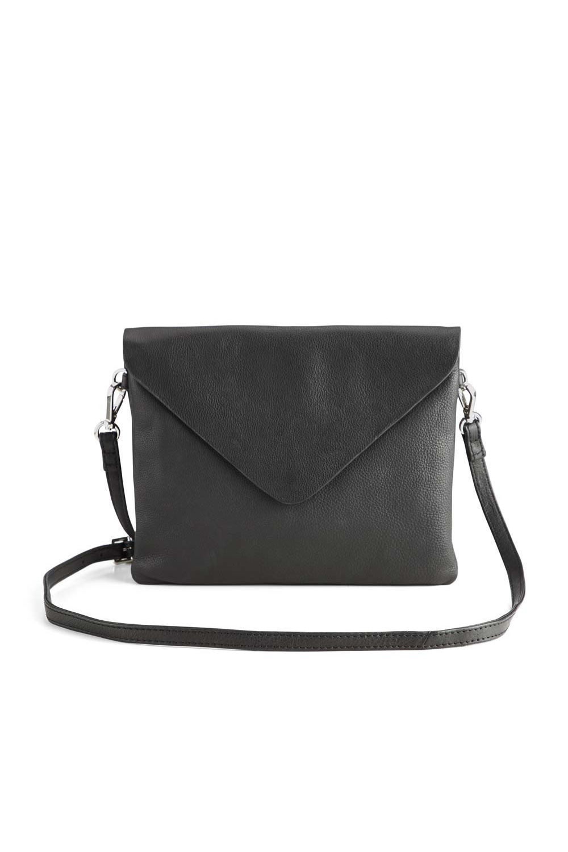 Ivy Crossbody Bag - Black-1