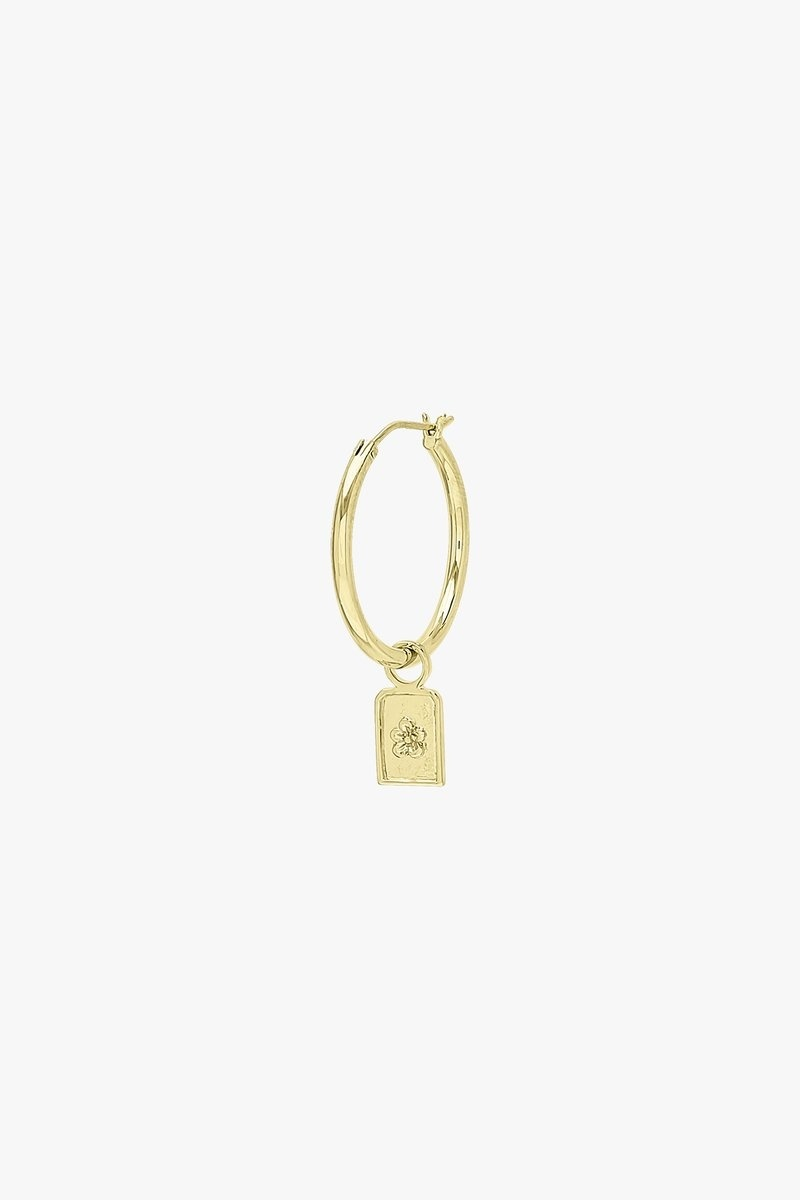 Sauvage Earring Charm - Gold-2