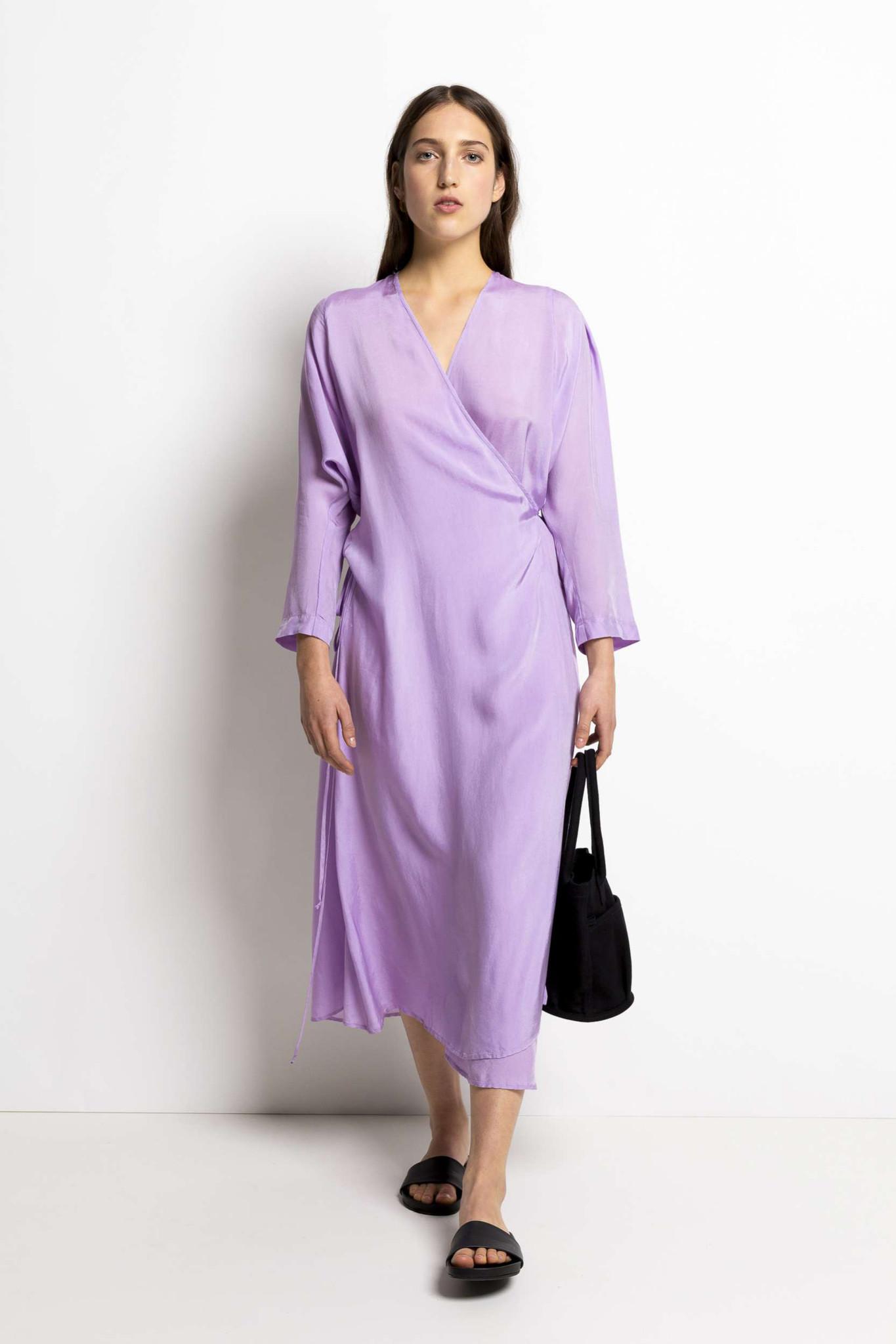 Duva Dress - Violet-2