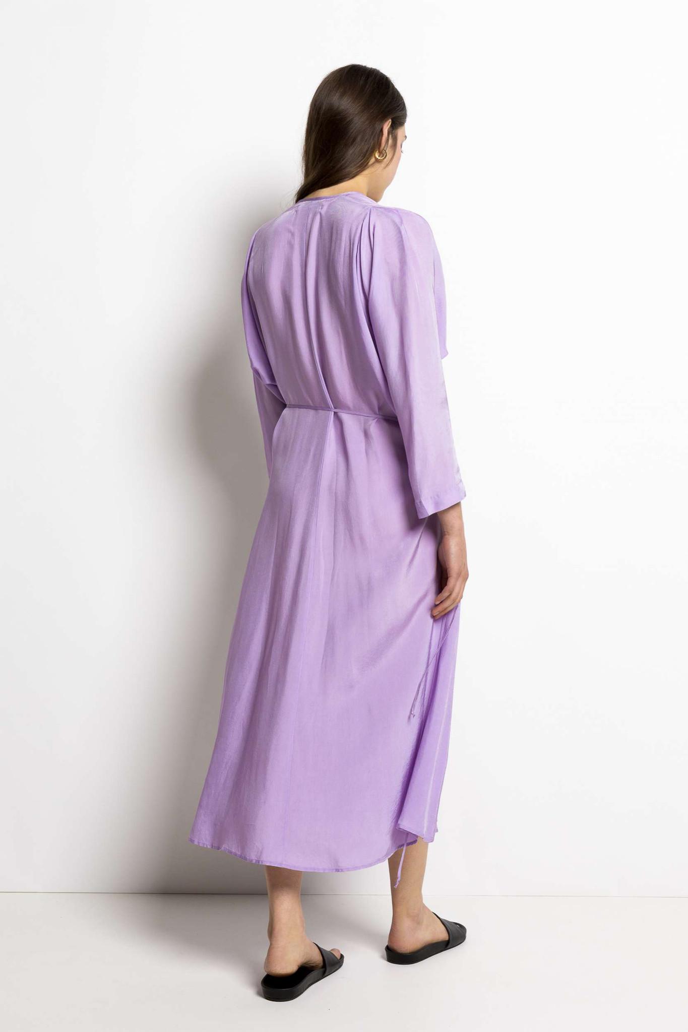 Duva Dress - Violet-3