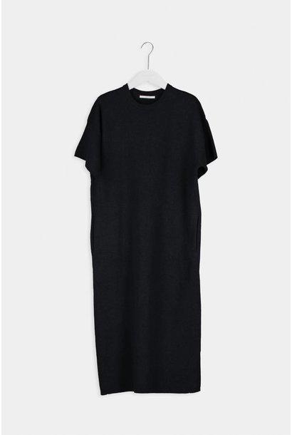 Halsey Dress - Blackish