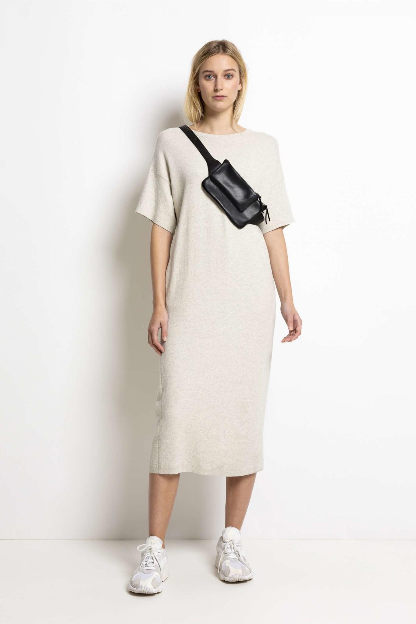 Halsey Dress - Blackish-2