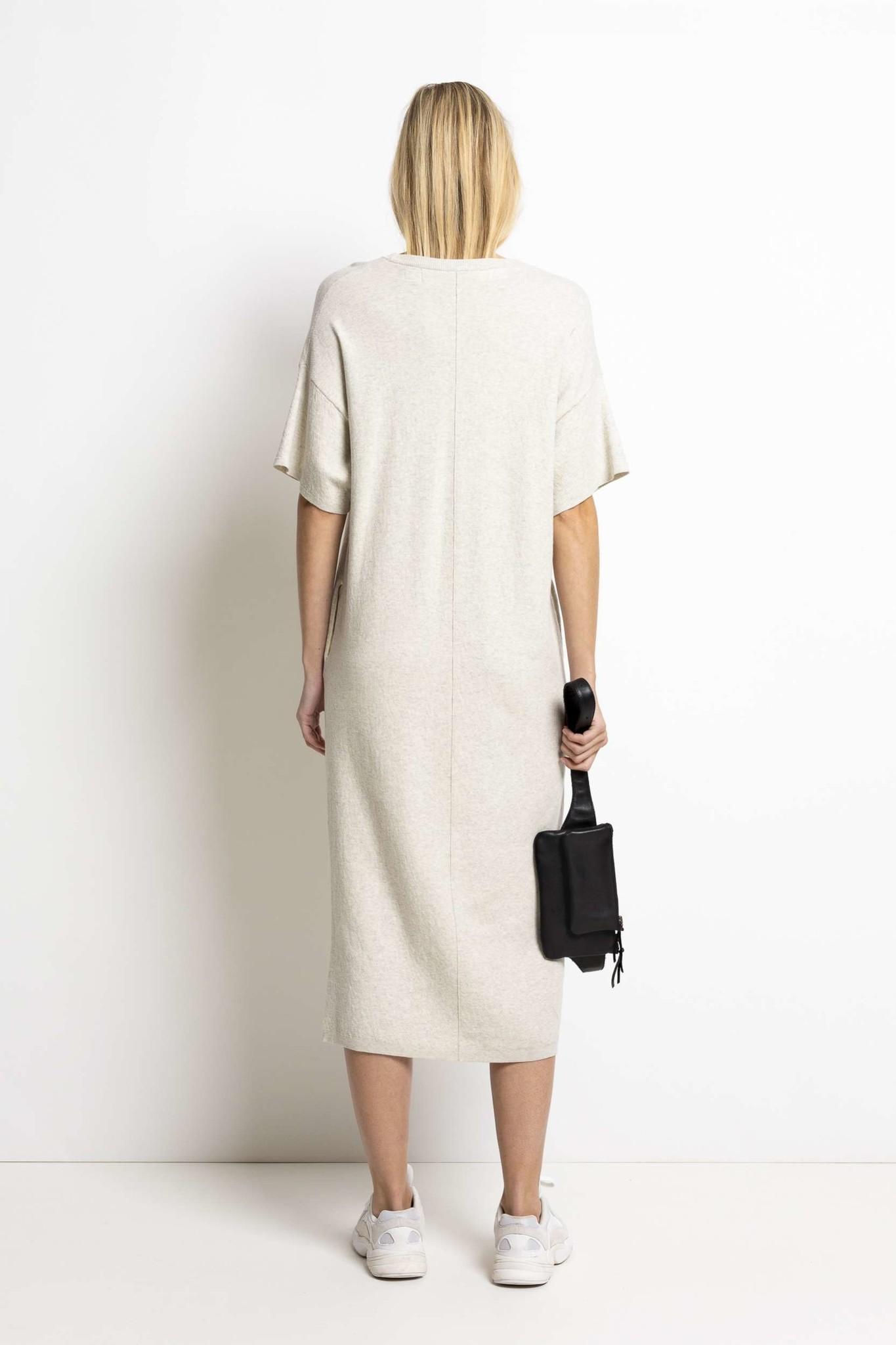 Halsey Dress - Blackish-3