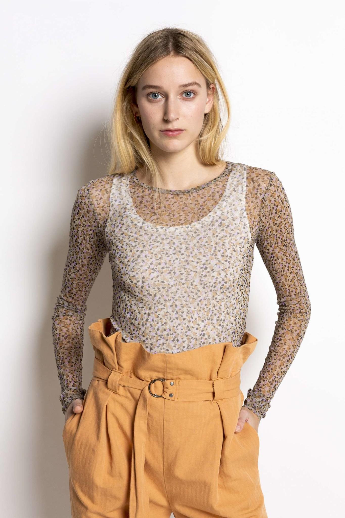 Faby Shirt - Celadon-2