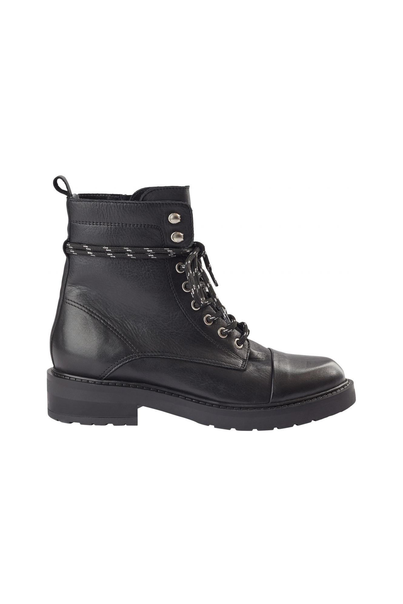 Charley Boot - Black-1