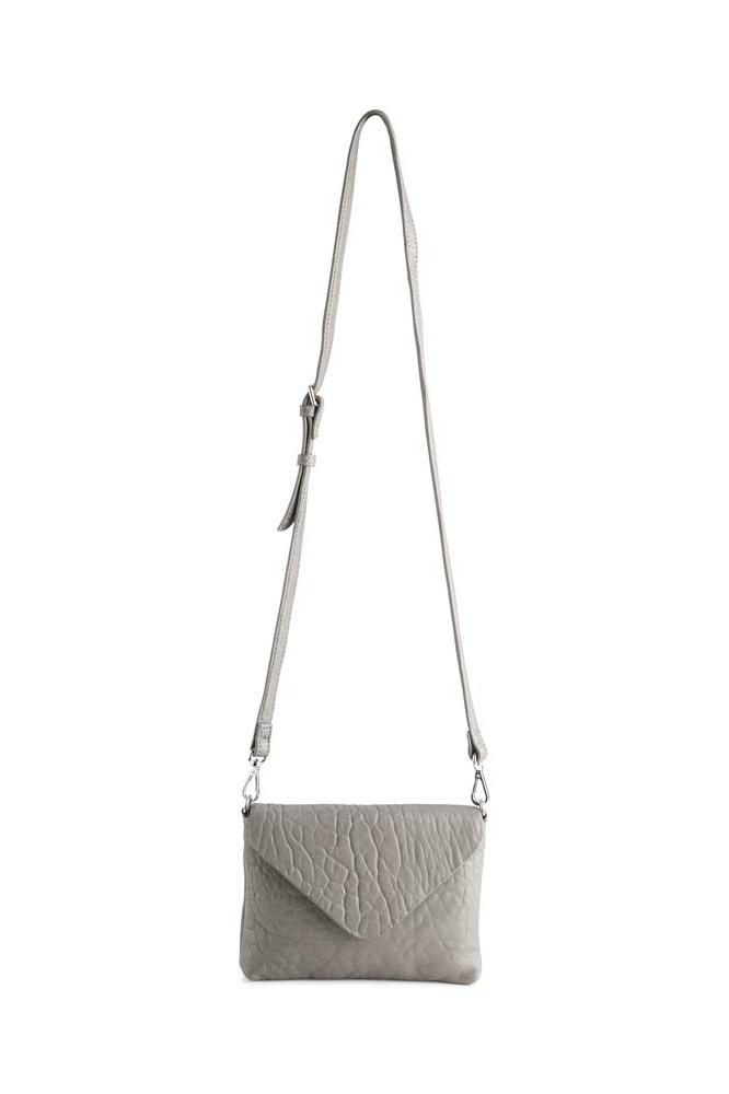 Jenny Crossbody Bag Bubbly - Stone Grey-5