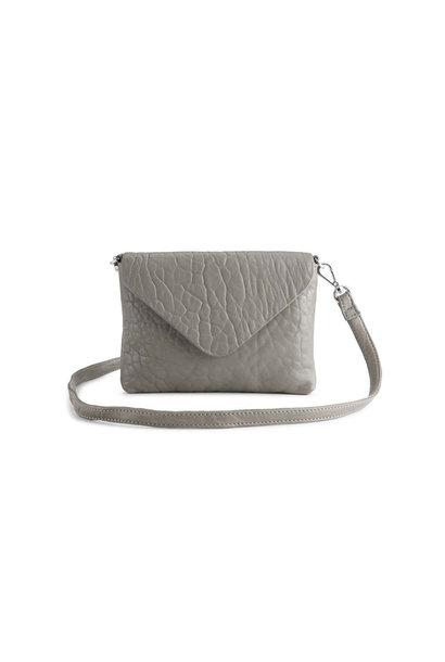 Jenny Crossbody Bag Bubbly - Stone Grey