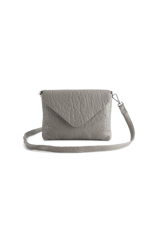 Jenny Crossbody Bag Bubbly - Stone Grey-1