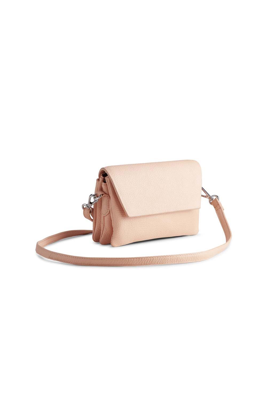 Adella Crossbody Bag Grain - Peach-2