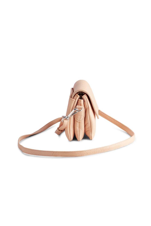 Adella Crossbody Bag Grain - Peach-3