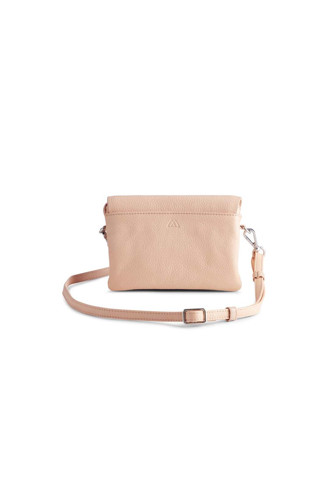 Adella Crossbody Bag Grain - Peach-4