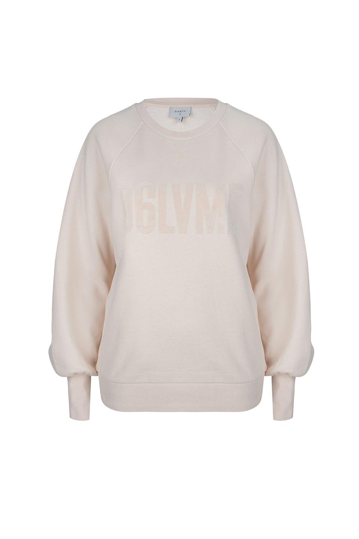 LoveMe Sweater - Cream Pearl-1