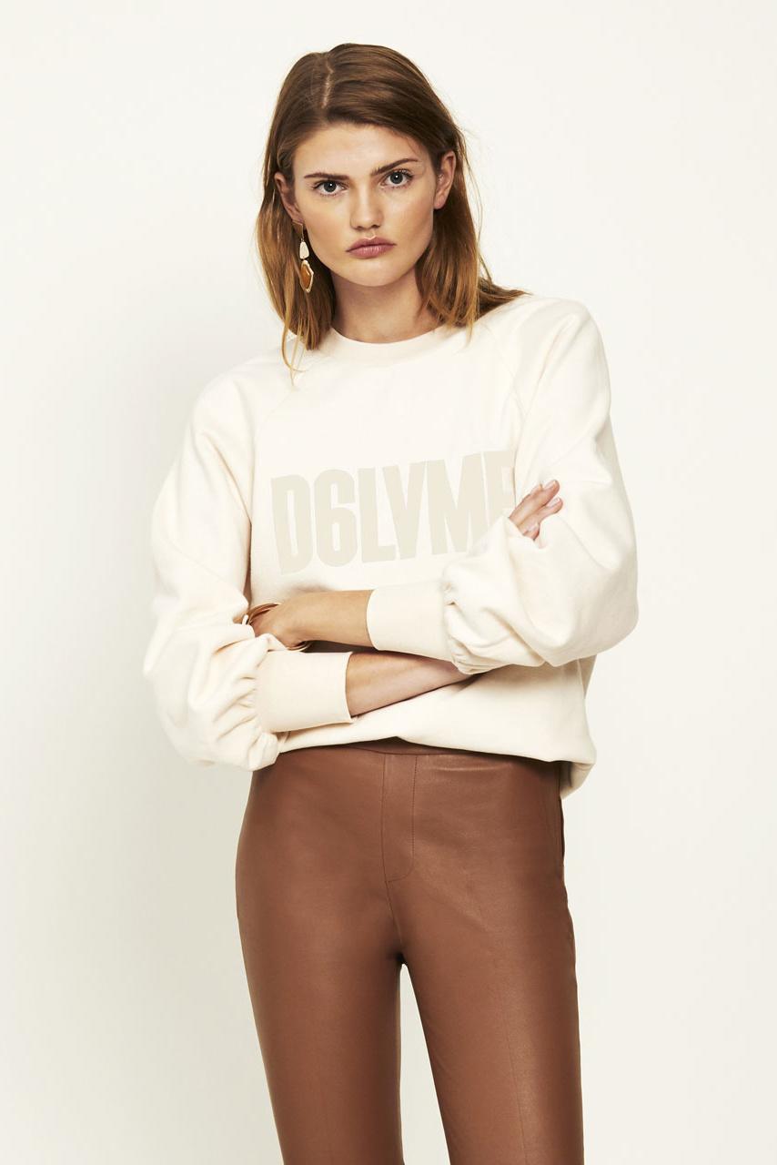 LoveMe Sweater - Cream Pearl-2