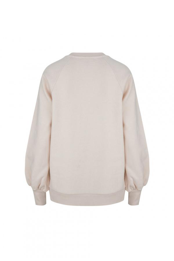 LoveMe Sweater - Cream Pearl-3