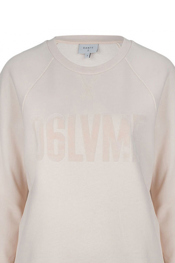 LoveMe Sweater - Cream Pearl-4
