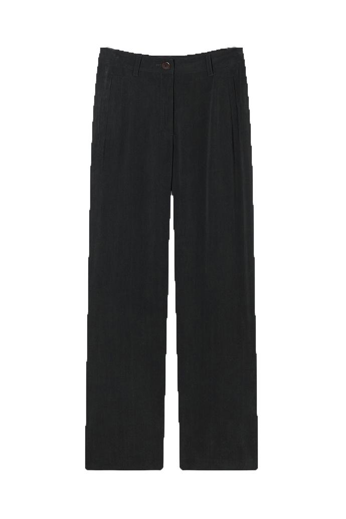 Babarum Pant - Vintage Carbon-1