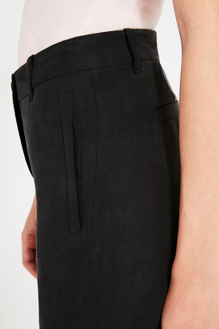 Babarum Pant - Vintage Carbon-4