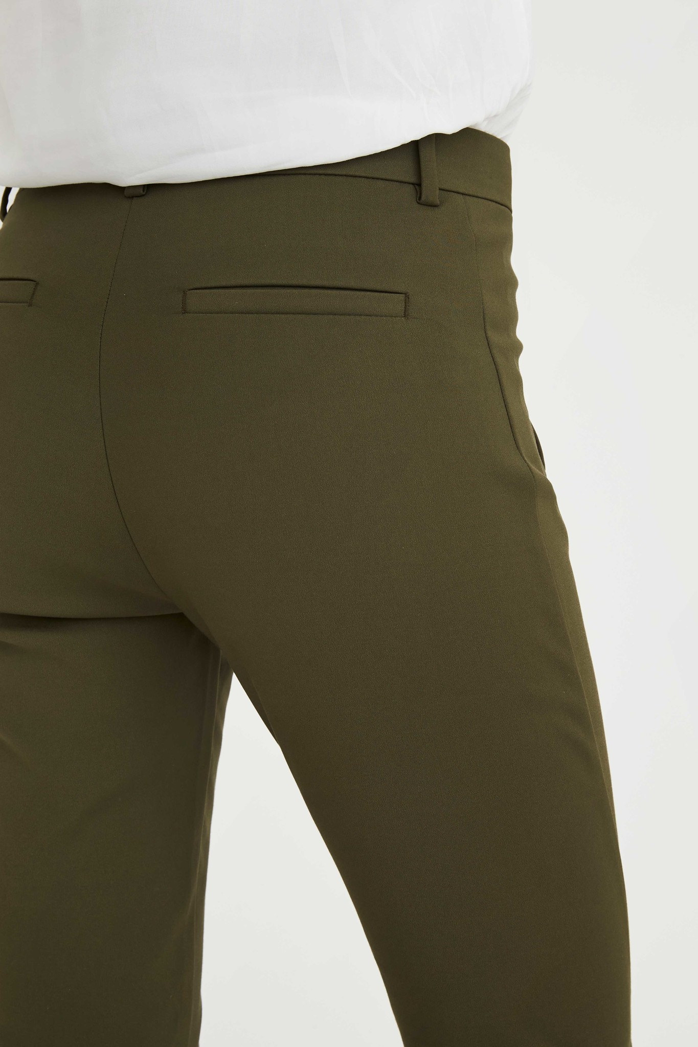 Angelie Pants - Army Jeggin-4