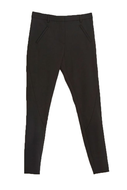 Angelie Pants - Black Jeggin