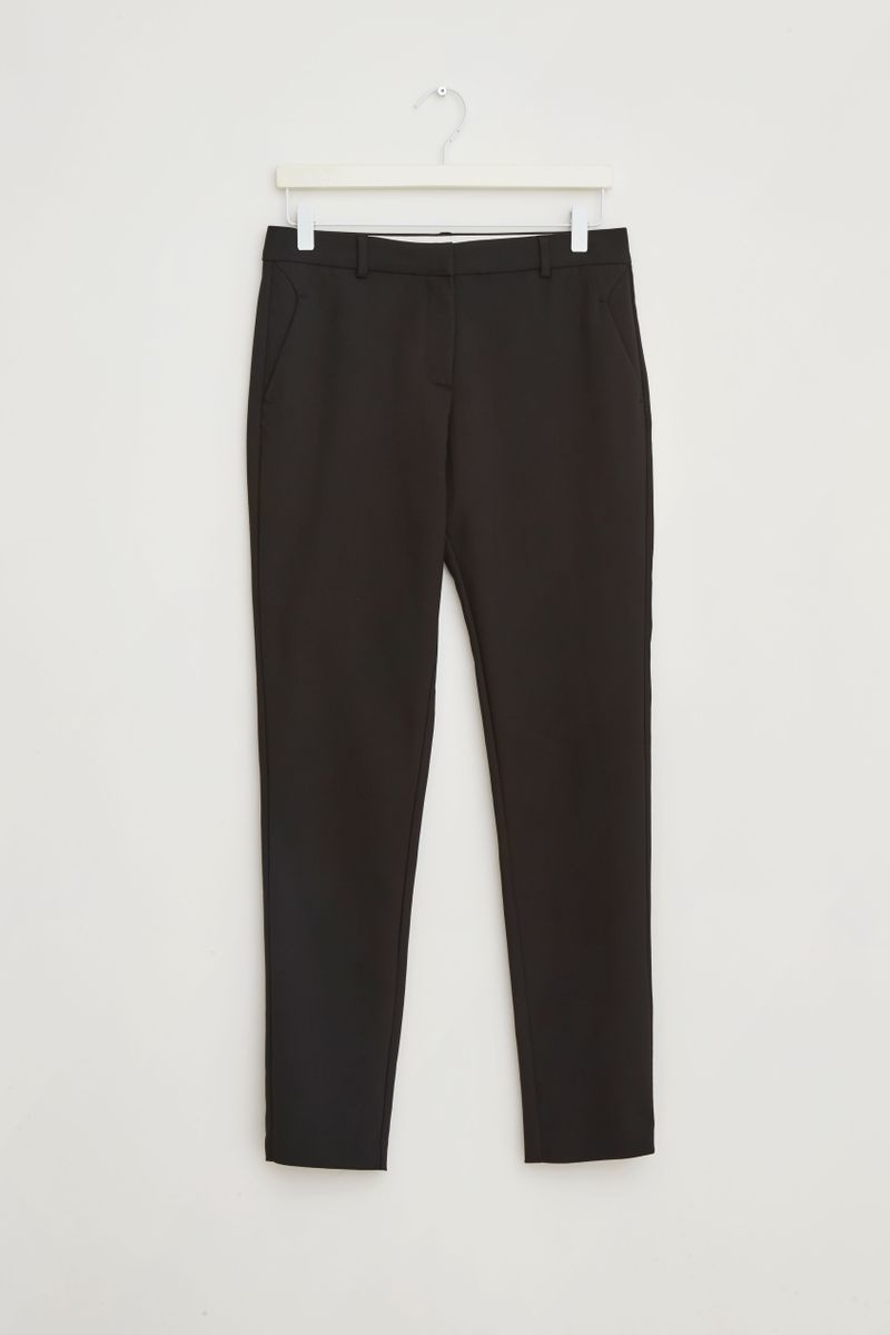 Kylie Pants - Black Jeggin-11