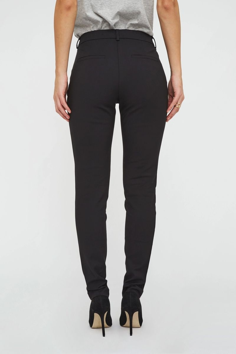 Kylie Pants - Black Jeggin-4