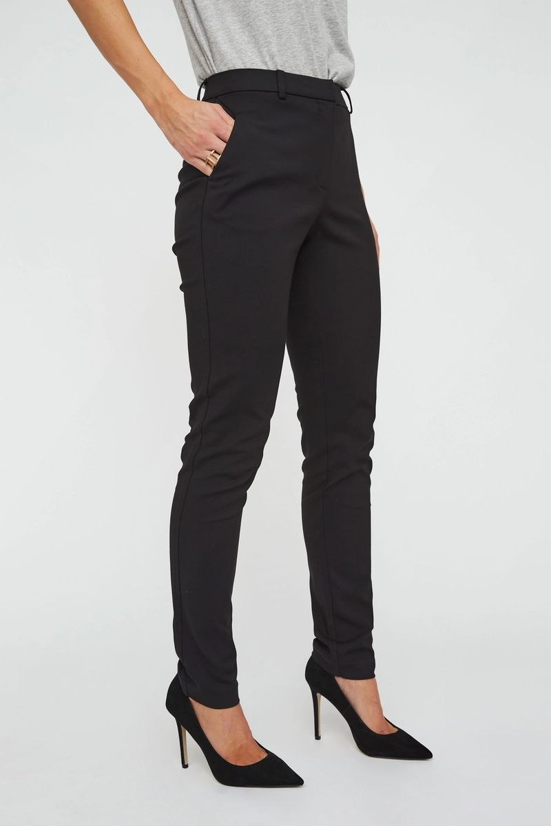 Kylie Pants - Black Jeggin-5