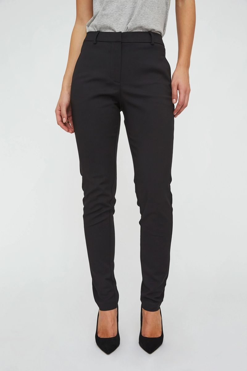 Kylie Pants - Black Jeggin-6