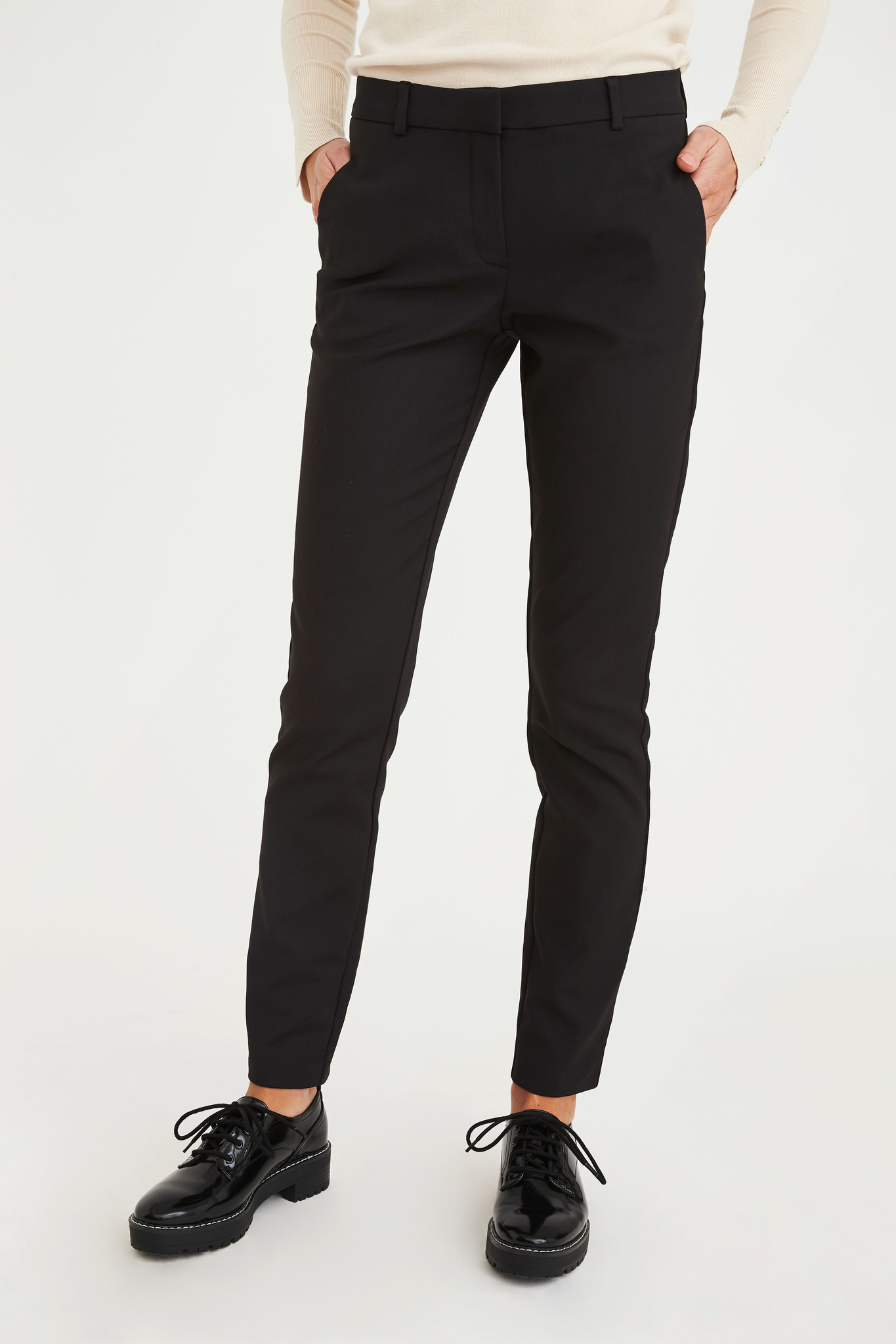 Kylie Pants - Black Jeggin-7