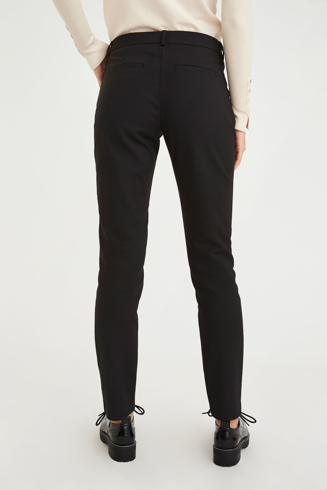 Kylie Pants - Black Jeggin-8